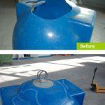 Plastic Repair MSW Sector