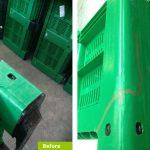Plastic Repair Food Sector