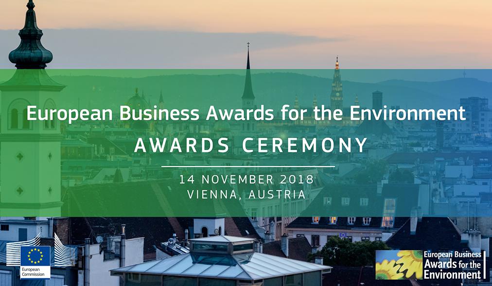 (Español) PRS finalista en los premios de Medio Ambiente organizados por la Comisión Europea