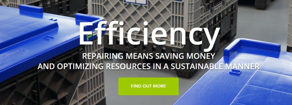 Plasticrepair-efficiency